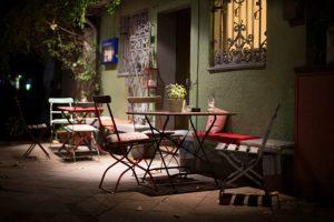 Sennhütte |Die Top 15 Dinner Terrassen in Düsseldorf | Mr. Düsseldorf |Topliste |Foto: Sennhütte