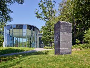 Heinz Mack im Skulpturenpark Waldfrieden | Mr. Düsseldorf |Düsseldates |Foto: Skulpturenpark Waldfrieden