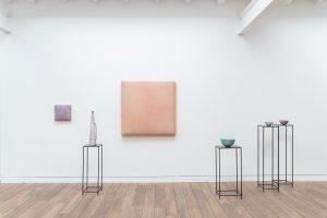 Farbräume – Gotthard Graubner und Fausto Melotti @ Galerie Beck & Eggeling | Mr. Düsseldorf |Düsseldates |Foto: DC Open