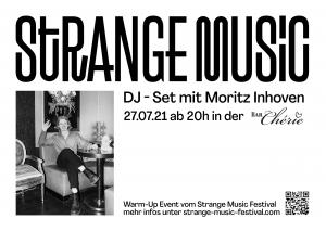 Strange Music Festival | Mr. Düsseldorf |Düsseldates | Foto: Strange Music Festival