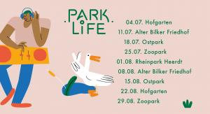 Parklife | Mr. Düsseldorf |Düsseldates |Foto: Parklife