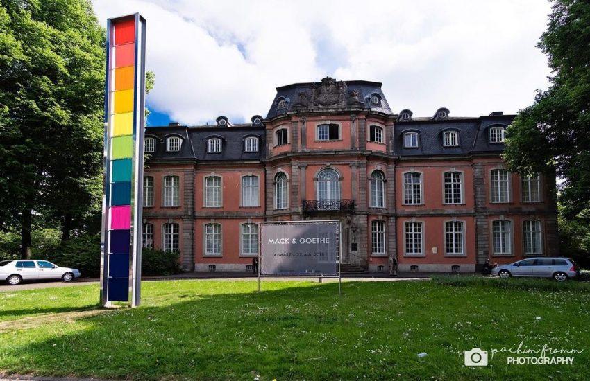 Schloss Jägerhof | Top 10 Schlösser in Düsseldorf und Umgebung | Magazin | Mr. Düsseldorf |Foto: @joachim.fromm