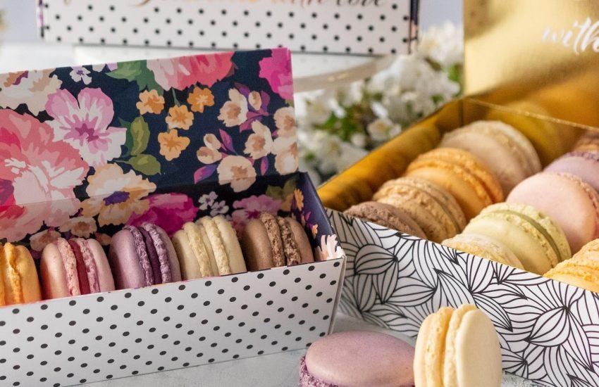 Isabella Glutenfreie Pâtisserie | Top Macarons in Düsseldorf | Mr. Düsseldorf | Bild: Isabella Glutenfreie Pâtisserie