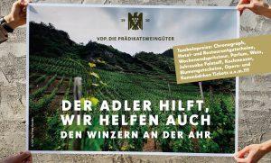 Spendentag für die Flutopfer der Ahr   Mr. Düsseldorf  Düsseldates  Foto: Brasserie Stadthaus