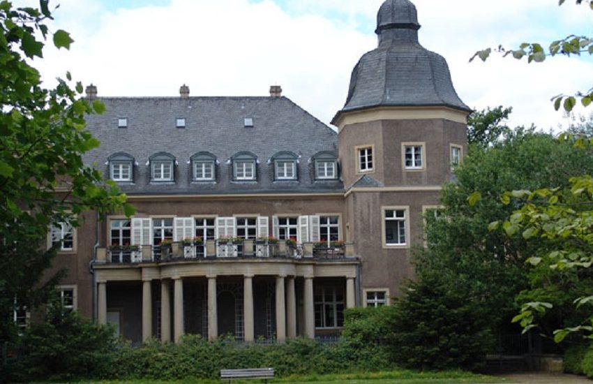 Schloss Garath | Top 10 Schlösser in Düsseldorf und Umgebung | Magazin | Mr. Düsseldorf |Foto: Schloss Garath mcs