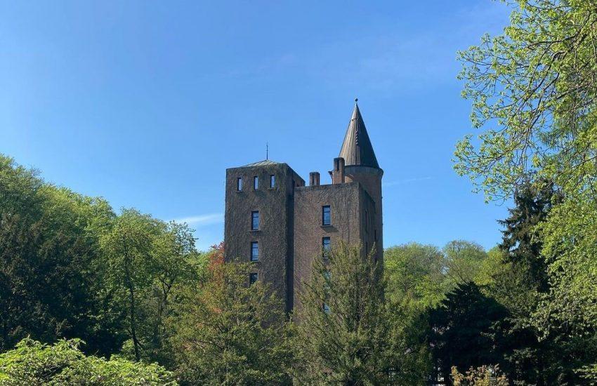 Schloss Landsberg | Top 10 Schlösser in Düsseldorf und Umgebung | Magazin | Mr. Düsseldorf |Foto: @evajuliane1104