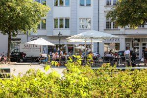 Piazza Saitta | Top 15 Restaurants und Cafés in Oberkassel | Mr. Düsseldorf | Foto: Piazza Saitta