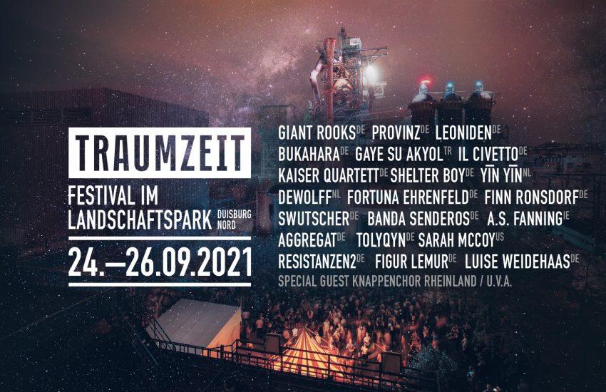Traumzeit Festival 2021 | Mr. Düsseldorf |Düsseldates |Foto: Traumzeit Festival