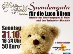 Spendengala @ Herr Noil Weinbar | Mr. Düsseldorf |Düsseldates |Foto: Herr Noil