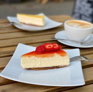 PYC Cheesecake & Gallery | Top 15 Restaurants und Cafés in Oberkassel | Mr. Düsseldorf | Foto: Mr. Düsseldorf
