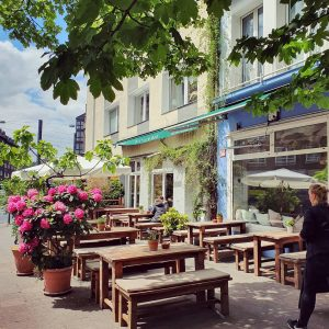dreiRaum Bistro | Top 14 Kürbis mal kreativ! | Mr. Düsseldorf | Foto: dreiRaum Bistro