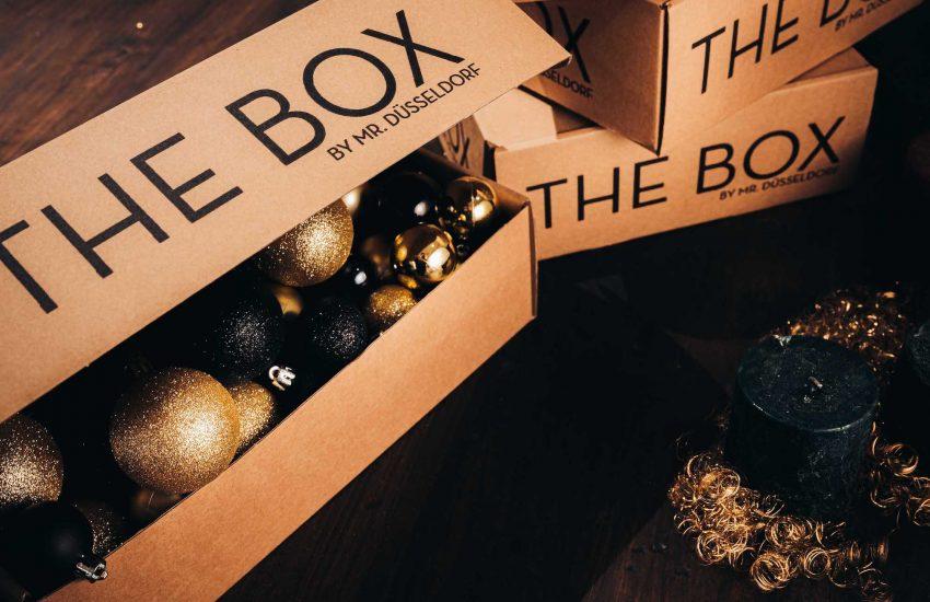 Die Düsseldorf Box zu Weihnachten |Mr. Düsseldorf