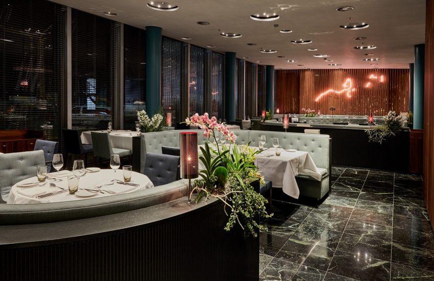 Phoenix Restaurant & Weinbar   Top 13 Kürbis mal kreativ!   Mr. Düsseldorf   Foto: Phoenix Restaurant & Weinbar